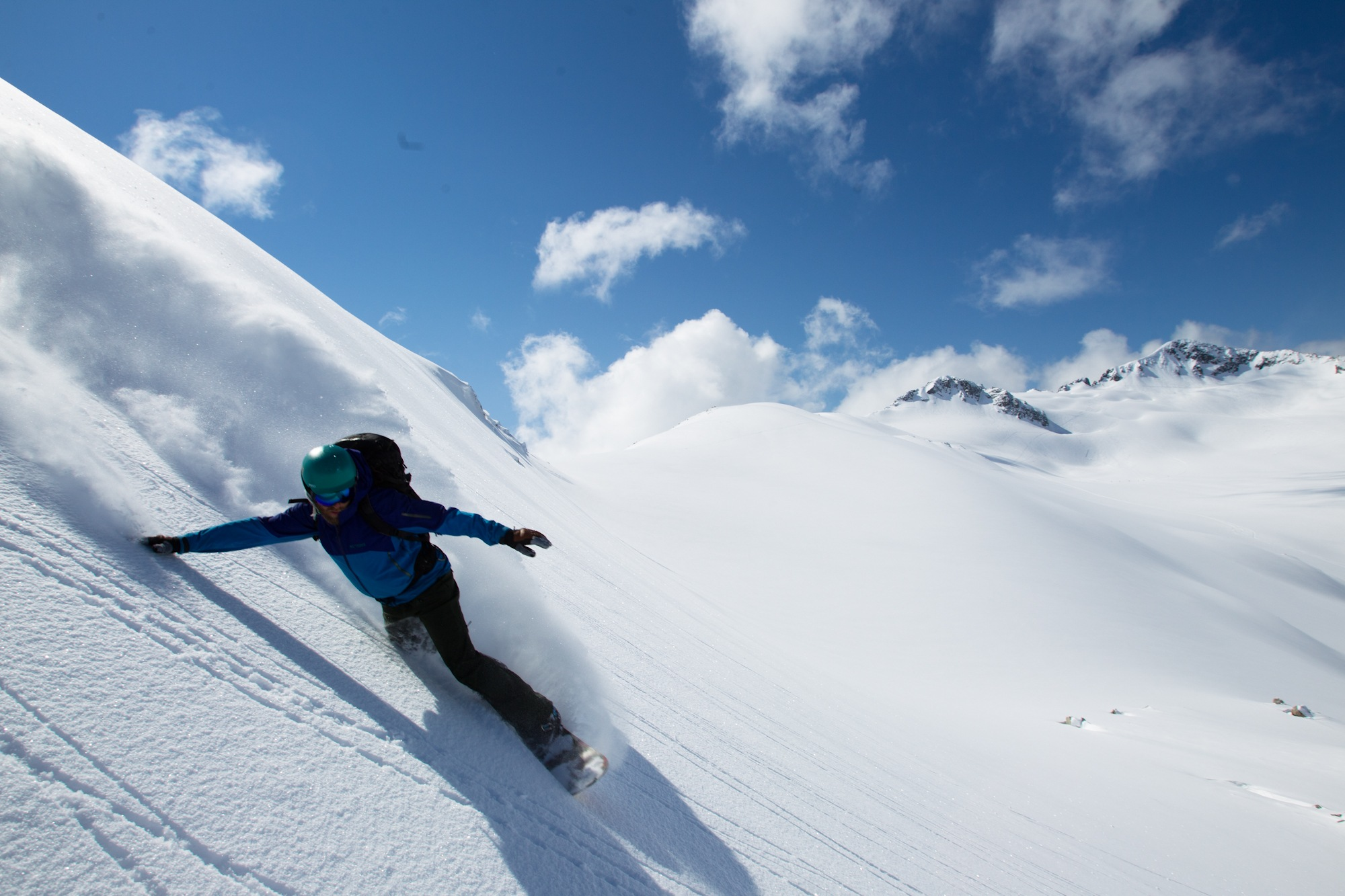 Where has all the love gone in snowboarding? Photo by: Vince Shuley